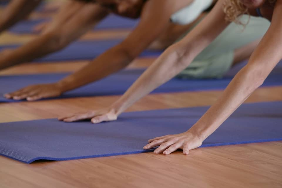 How to Keep Your Yoga Mat From Slipping on the Floor