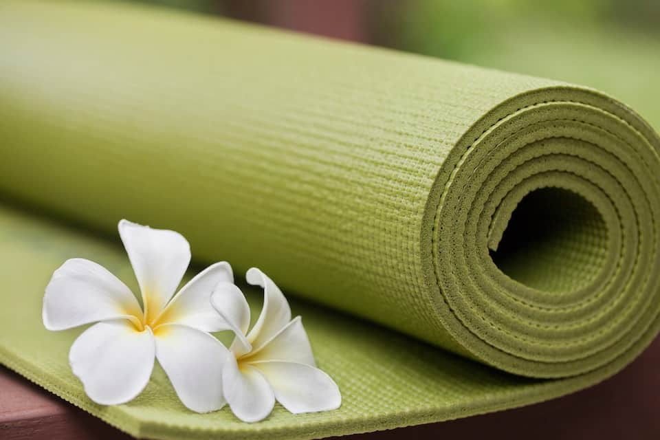 Why Yoga Mats Smell and How to Remove it?