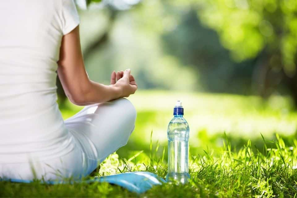Should I Drink Water During Yoga Practice?