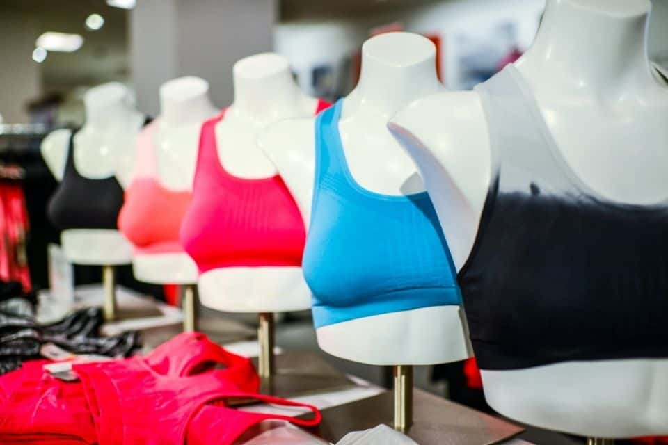 The Top 10 Bras For Yoga