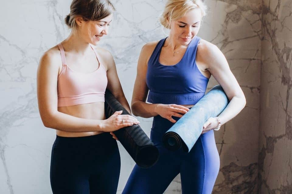 Is Your Yoga Mat Too Thin?