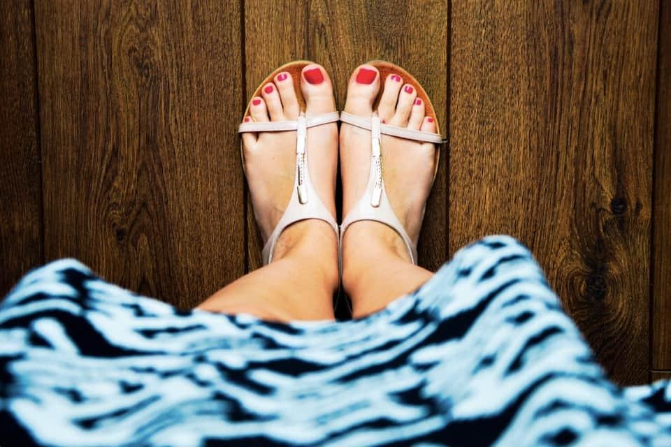 Top 5 Best Yoga Flip Flops