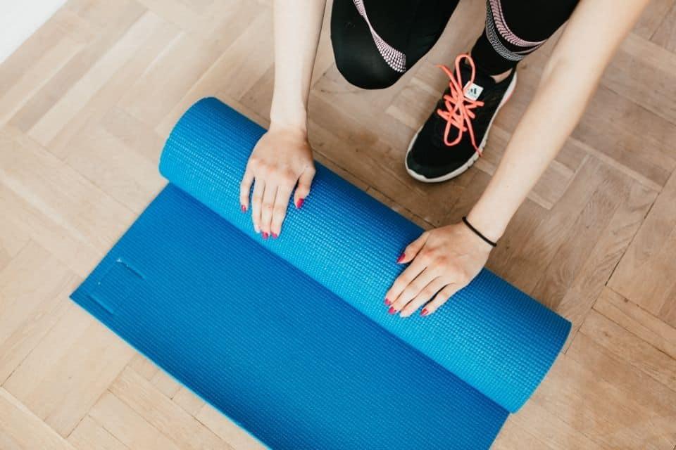 Can You Use a Yoga Mat as an Exercise Mat?