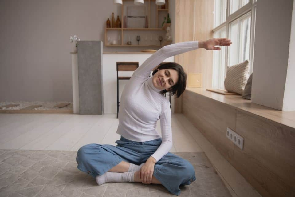 Can You Practice Yoga On Carpet?