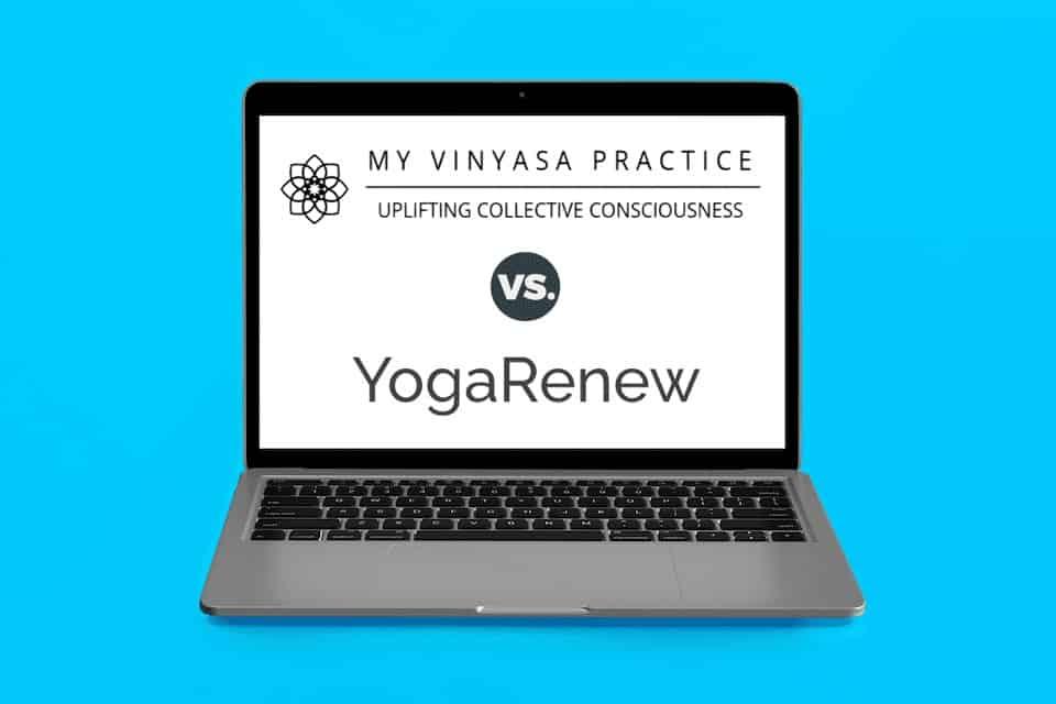 My Vinyasa Practice vs. YogaRenew: Which Training is Better?